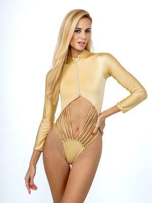 T117/N Trikini Xenia Nude - Liliana Montoya Swim